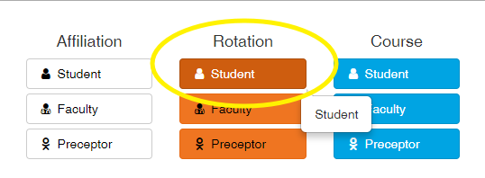 image showing selection of Student by Rotation